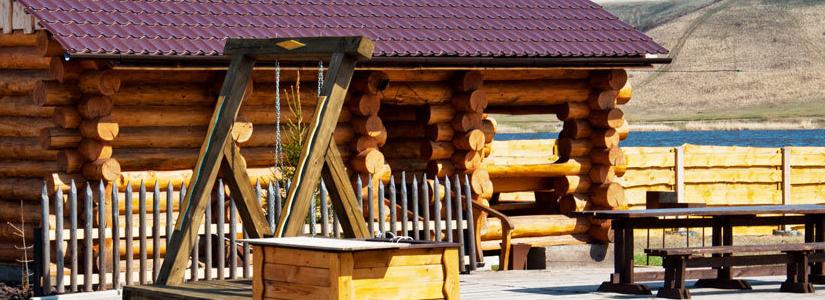 Чем полезна баня на дровах?