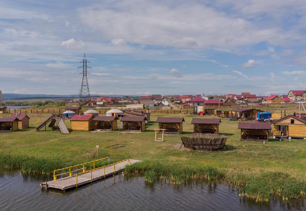 Банный комплекс в Красноярске