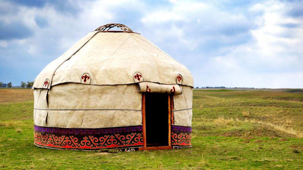 Юрточный туризм в Красноярске